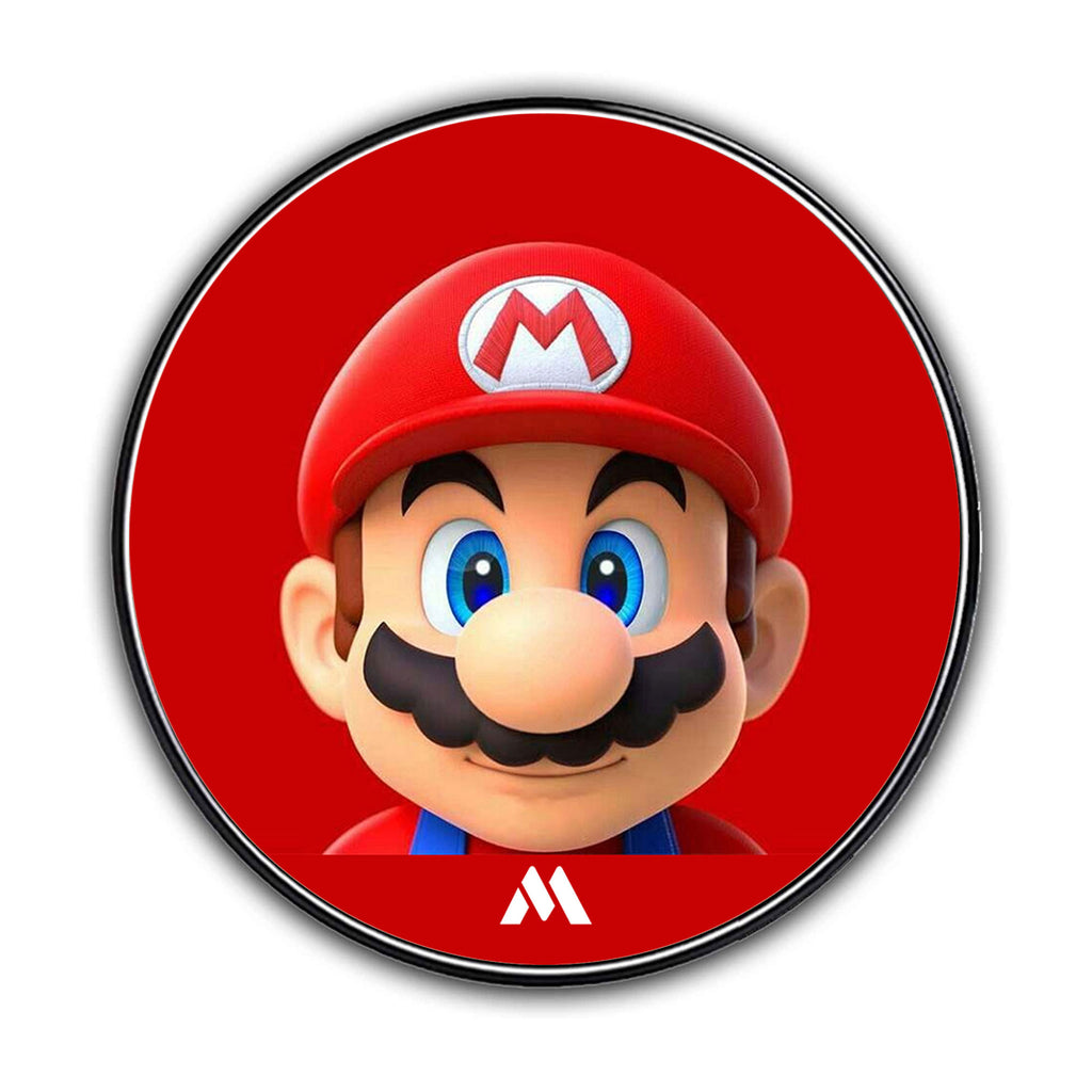 Mario Bros Designer Wireless Charger Pro