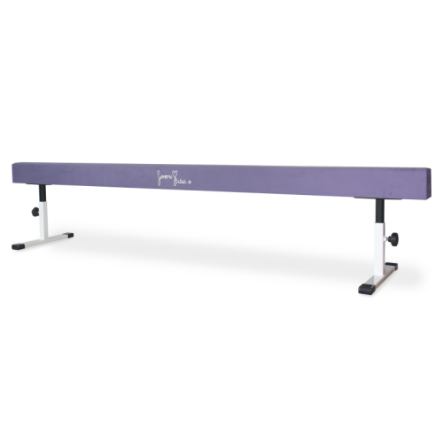 Height Adjustable Home Practice Beam from the Simone Biles Signature Collection
