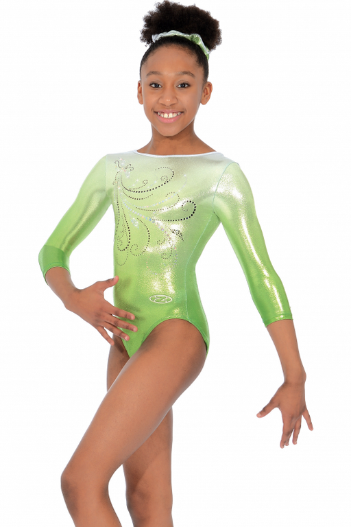 Enchanted Green 3/4 Sleeve