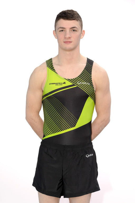 Gymnastics Ireland Mens Shorts BLACK