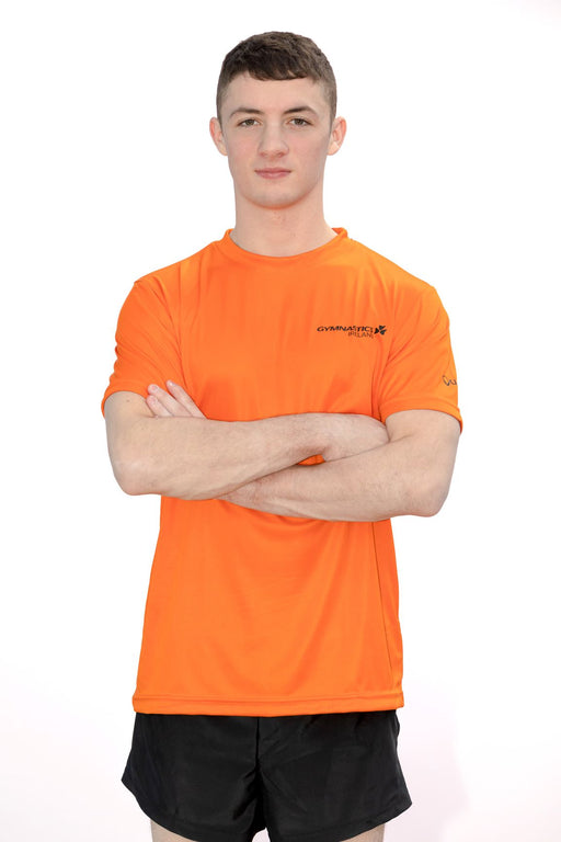 Gymnastics Ireland ORANGE T-Shirt