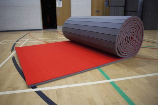 Promat Carpet Roll Out Mats