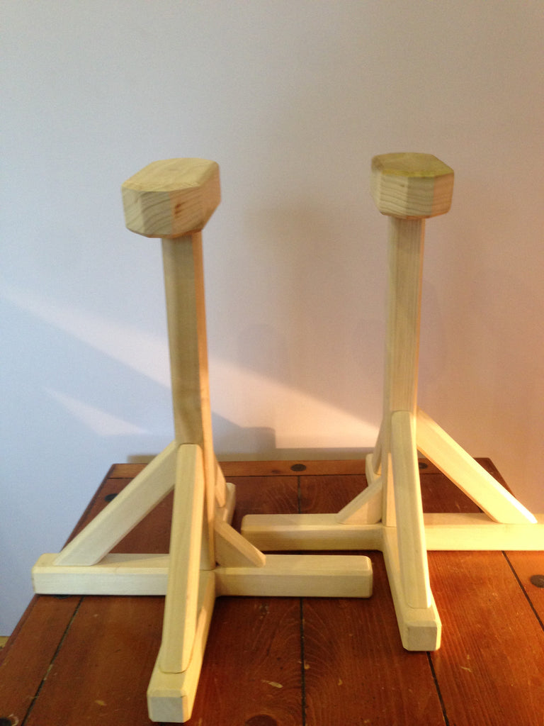 Pedestal Handstand Blocks Pair Gymgym Ie