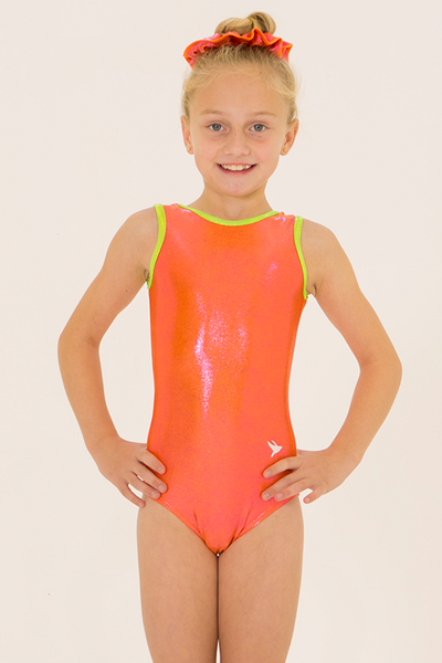 Essential Mystique Grapefruit Leotard