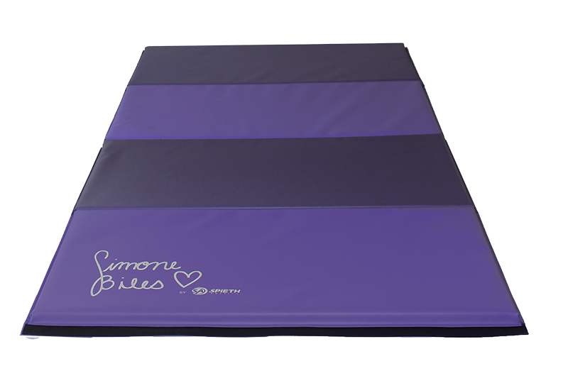 Foldable Panel Mat from the Simone Biles Signature Collection