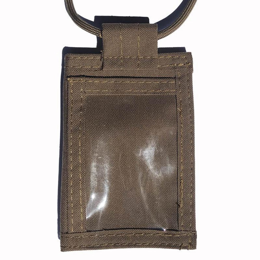 Double ID Holder Coyote