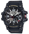 G-SHOCK Mudmaster Twin Sensor Black