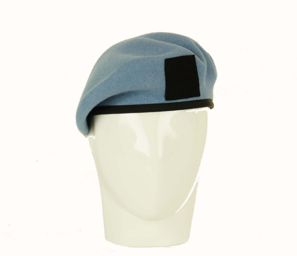 Kent Beret Light Blue Front