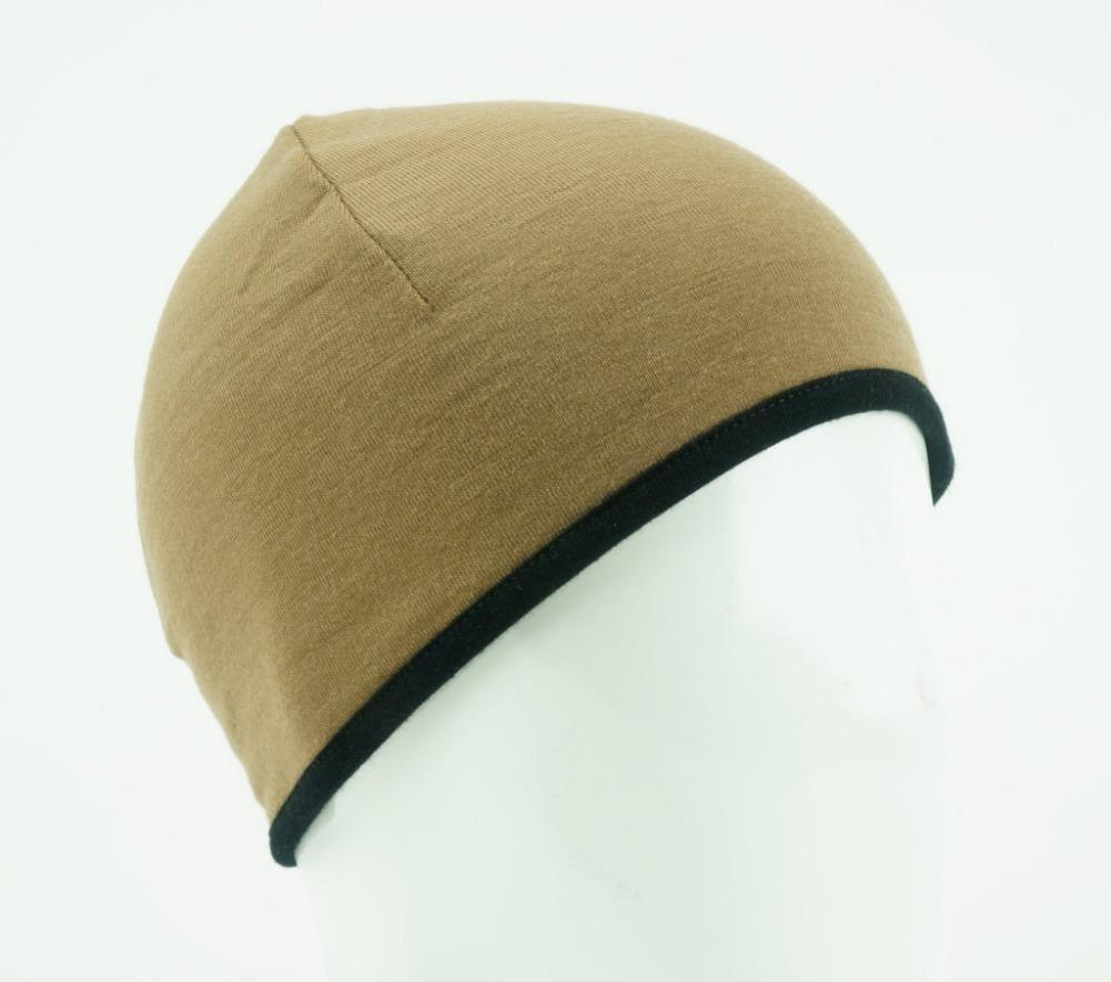 MP Beanie - Reverseable Black/Olive