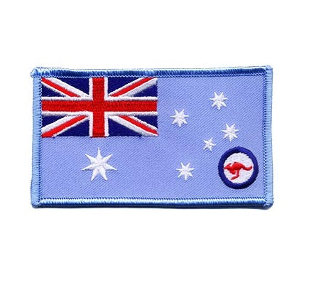 RAAF Fly Suit Patch