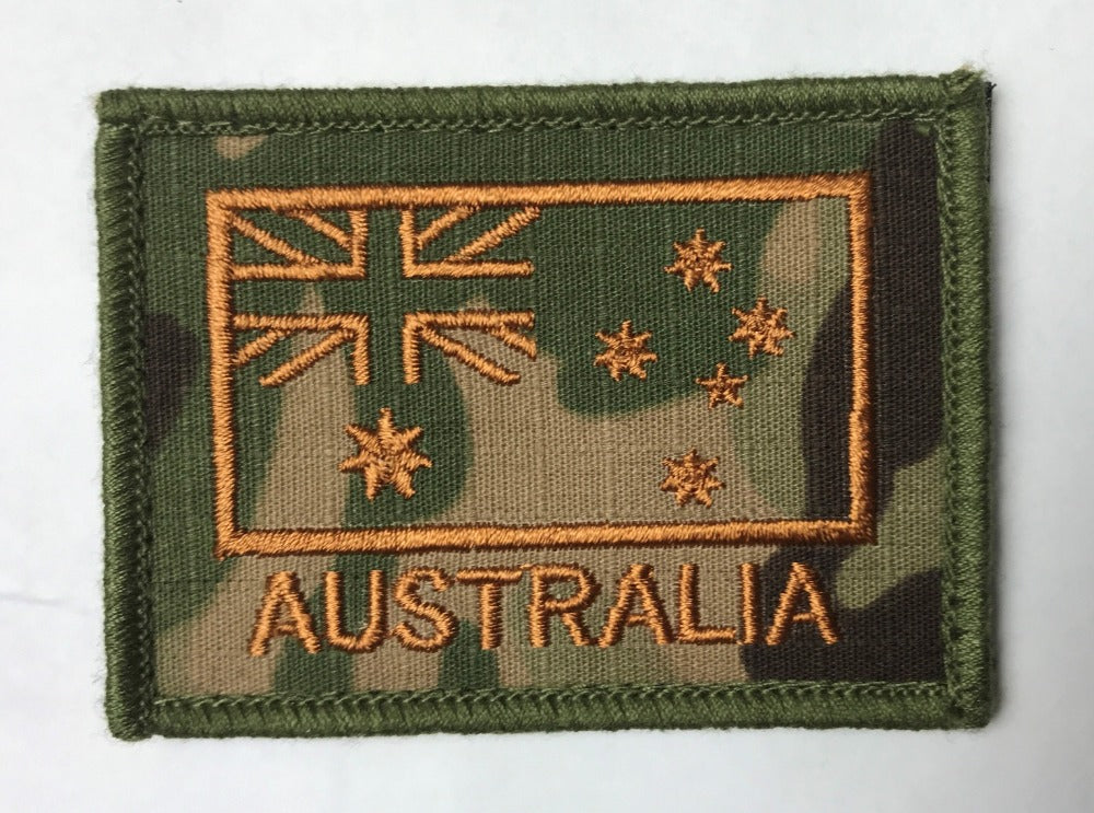 ANF Patch Subdued Multicam