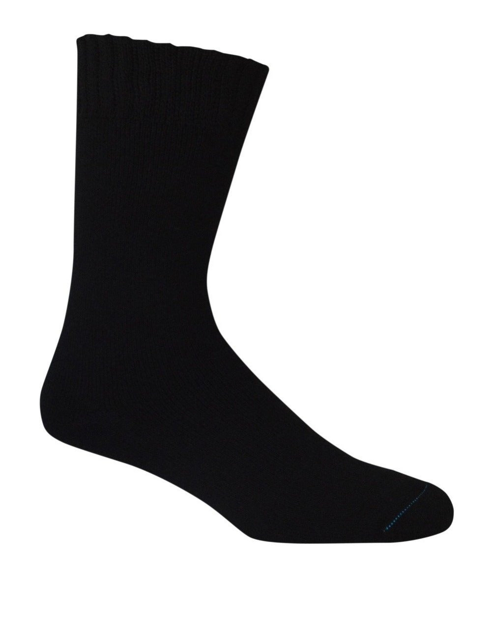 Bamboo Extra Thick Socks - Black