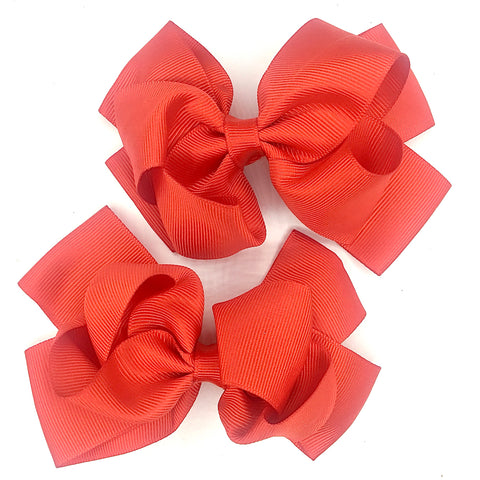 Shopmyhairbows One dollar 2.99 shipping entire order Polka dot twin pack