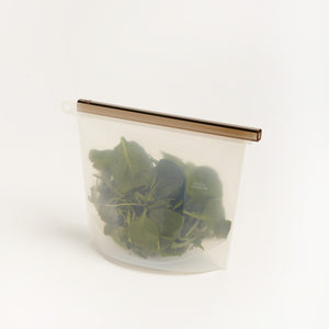 MEDIUM REUSABLE ZIPLOCK BAG