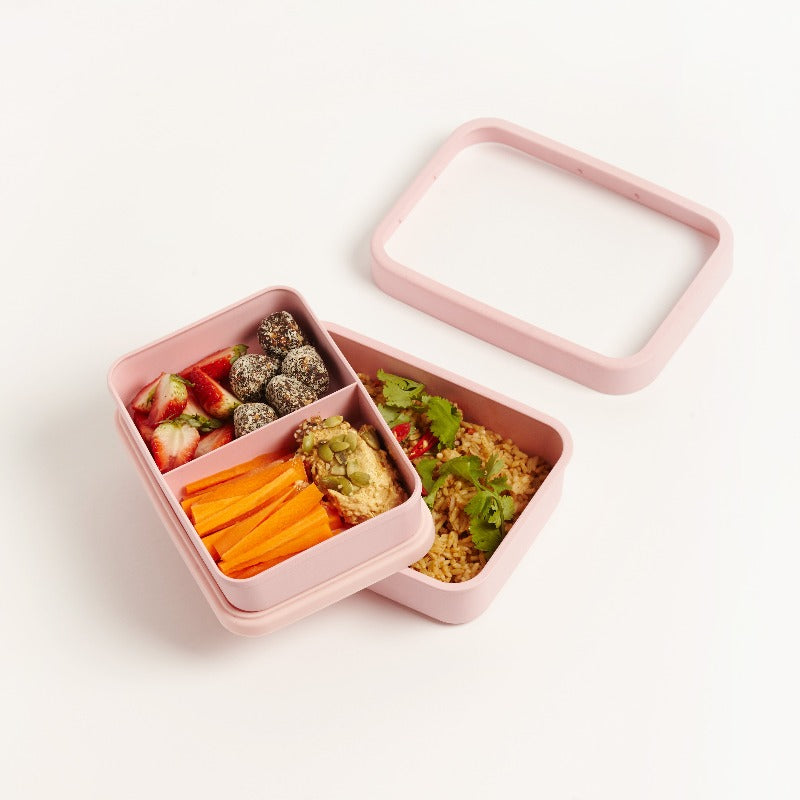 BAMBOO FIBRE BENTO LUNCH BOX