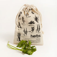 Load image into Gallery viewer, LINEN HERB BAG