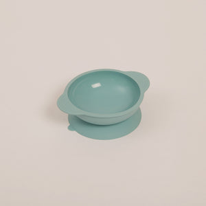 SUSTAINABLE KIDS SILICONE BOWL WITH HANDLES