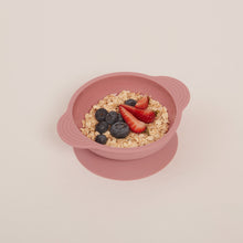 Load image into Gallery viewer, SUSTAINABLE KIDS SILICONE BOWL WITH HANDLES
