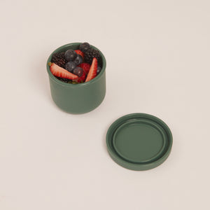 SUSTAINABLE SILICONE AIRTIGHT CONTAINERS - LARGE (1200ML)