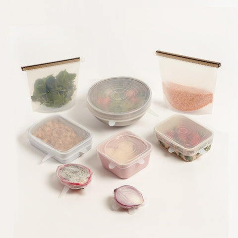 ECO FOOD SAVER SET - PREORDER ONLY (ETA JUNE)