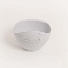 Load image into Gallery viewer, ECO-FRIENDLY BAMBOO FIBRE BOWL/COLANDER COMBO