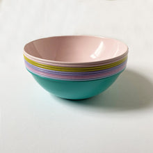 Load image into Gallery viewer, ENAMEL BOWLS - 7 INCH