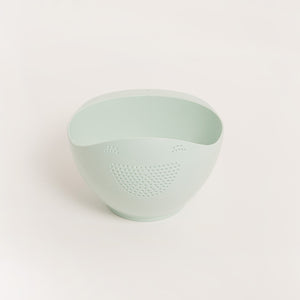 ECO-FRIENDLY BAMBOO FIBRE BOWL/COLANDER COMBO