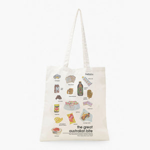 GREAT AUSTRALIAN BITE SHOPPING TOTE