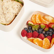 Load image into Gallery viewer, ECO-FRIENDLY BAMBOO FIBRE SANDWICH LUNCHBOX - PREORDER ETA FEB