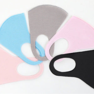 BASIC FACE MASK SET OF 4