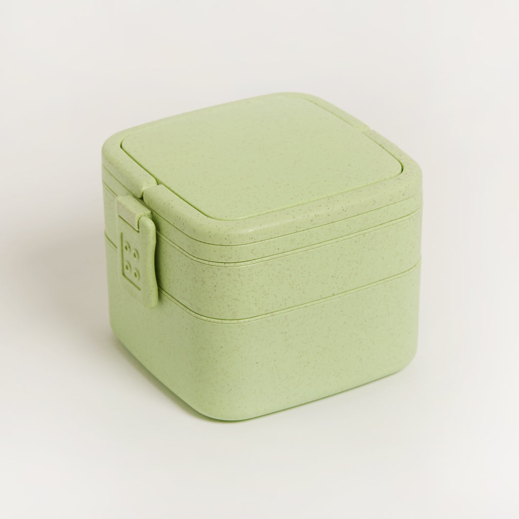ECO-FRIENDLY BAMBOO FIBRE SANDWICH LUNCHBOX - PREORDER ETA FEB