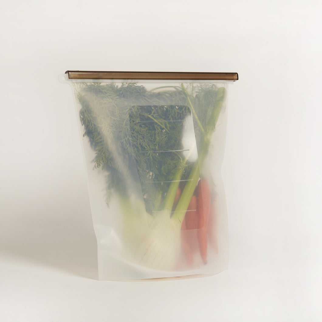 EXTRA LARGE REUSABLE ZIPLOCK BAG