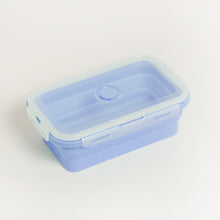 Load image into Gallery viewer, SUSTAINABLE SILICONE COLLAPSIBLE LUNCHBOX & STORAGE SET