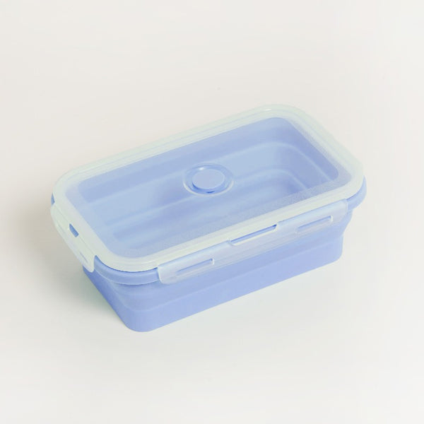 COLLAPSIBLE LUNCHBOX SINGLES - BLUE