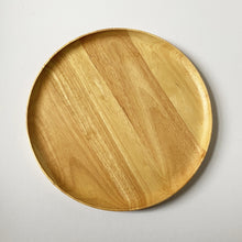 Load image into Gallery viewer, SUSTAINABLY SOURCED HAND CARVED WOODEN BOARDS - ROUND