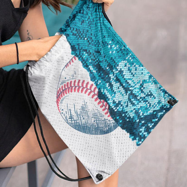 Custom Sequin Bag