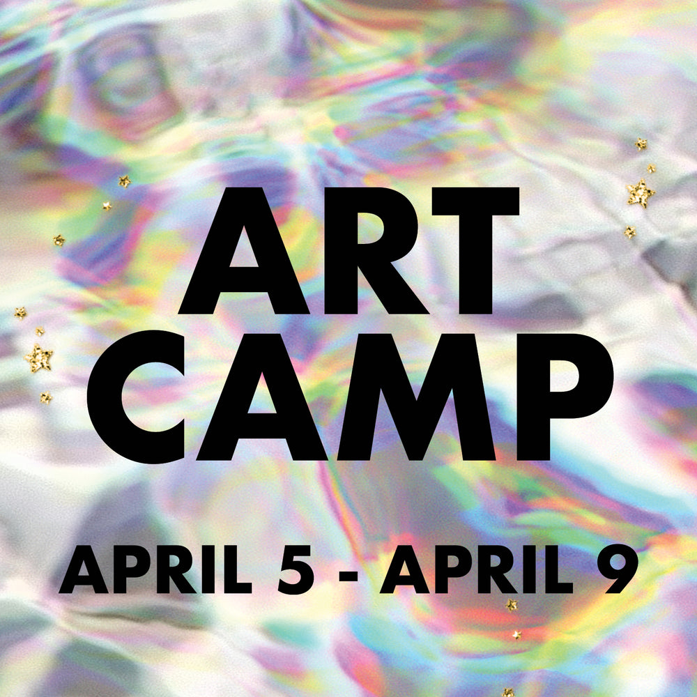 Art Camp Week of April 5
