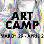 Art Camp Week of March 29
