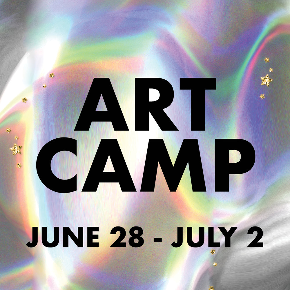 Art Camp Week of June 28