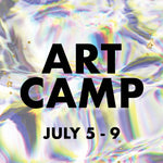 Art Camp Week of July 5