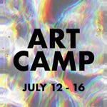 Art Camp Week of July 12