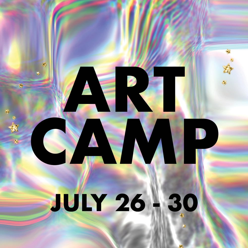 Art Camp Week of July 26