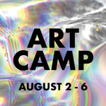 Art Camp Week of August 2