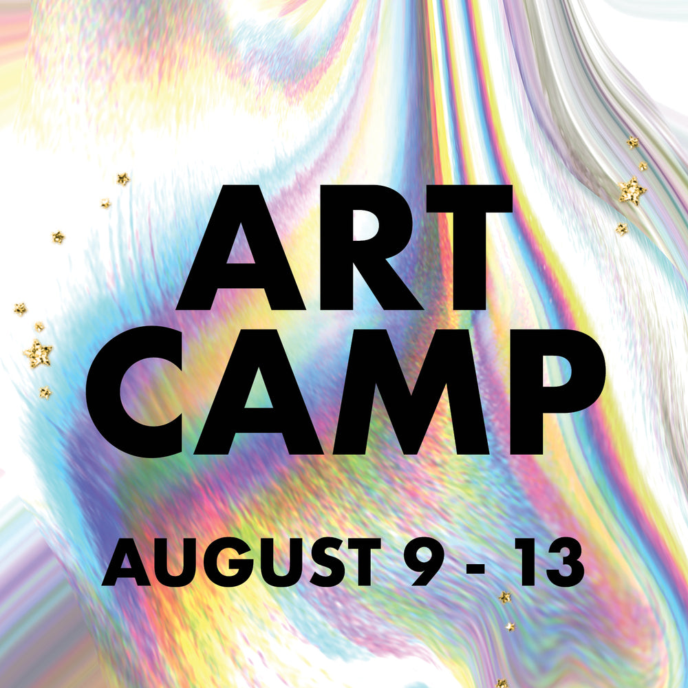 Art Camp Week of August 9