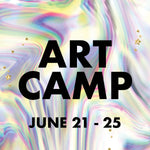Art Camp Week of June 21