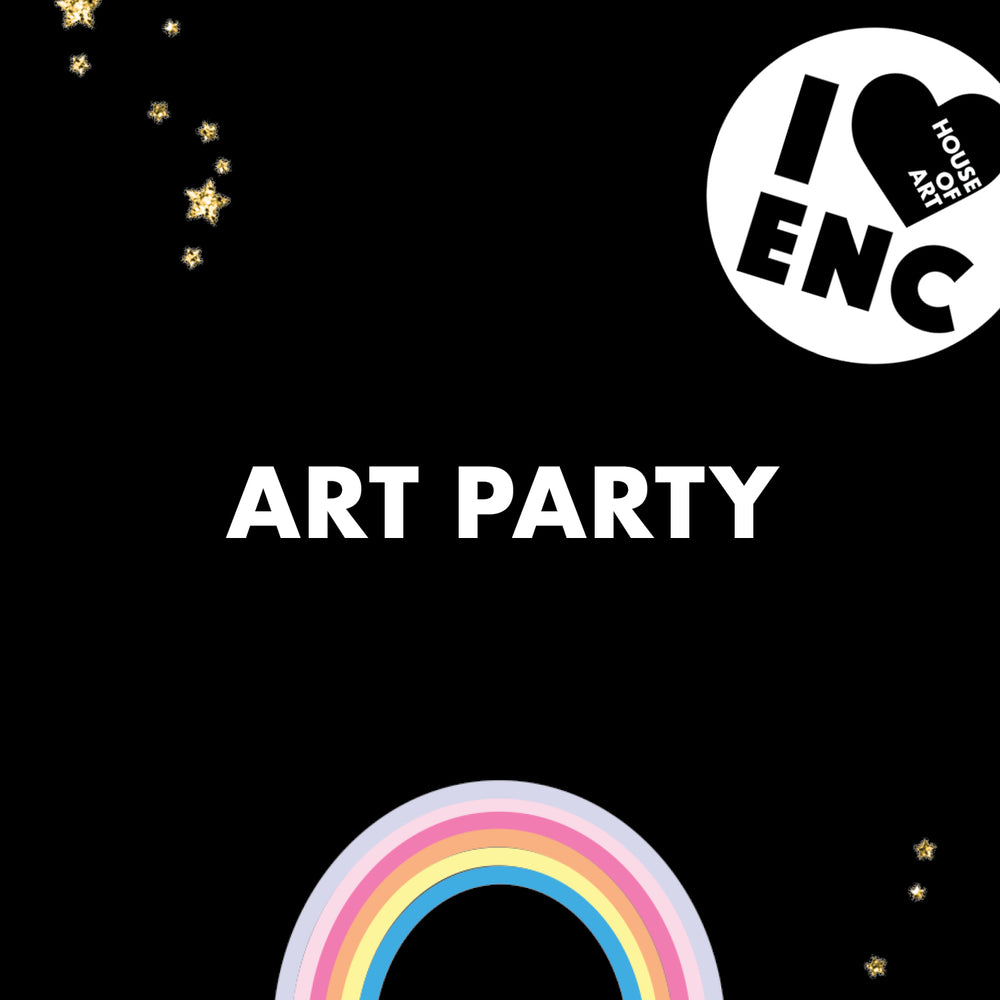 Saturday Art Party