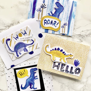Card Kit - The Dino Design