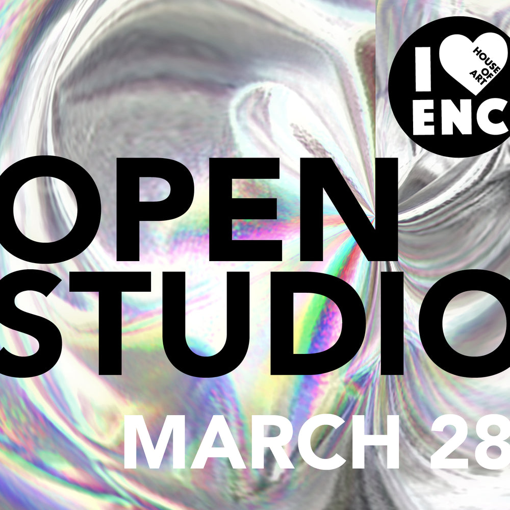 Load image into Gallery viewer, Open Studio March 28