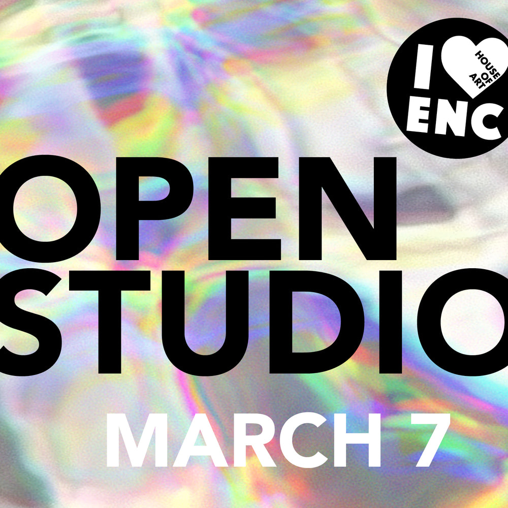 Load image into Gallery viewer, Open Studio March 7