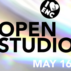 Open Studio May 16